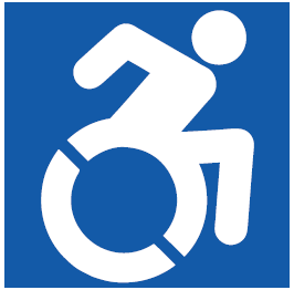 New Accessible Logo